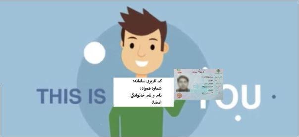 راهنمای احراز هویت در سامانه پیامکی فارس میهن